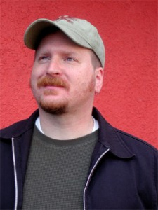 Playwright Sean Abley
