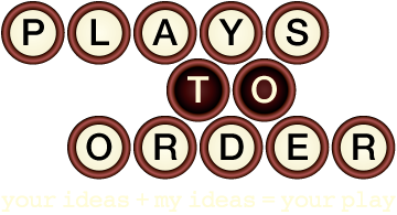 Plays To Order logo